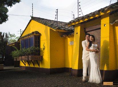 Verónica & David